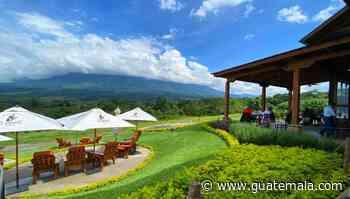 Finca San Cayetano en Antigua Guatemala, el restaurante con vistas panorámicas - Guatemala.com