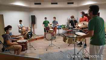 Tournefeuille. Stage de percussions riche à l'école d'enseignements d'art - ladepeche.fr