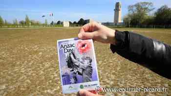 L'Anzac Day encore en mode restreint à Villers-Bretonneux - Courrier Picard