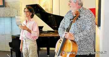 Retour de Passion Piano à la bibliothèque de Dinan - Le Télégramme