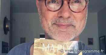 Dinan - Dramaturge et écrivain, Laurent Quenneville « adore Dinan » - Le Télégramme