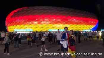 EM: Tristesse bei deutschen Fans, Franzosen jubeln in München