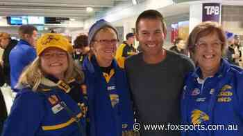 Ben Cousins 'healthy and happy' in shock AFL appearance