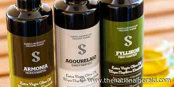 Sakellaropoulos Organic Farms Distinguished in the Anatolian International Olive Oil Competition - The National Herald