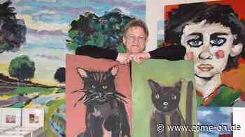 333 Katzen: Besonderes Kunstprojekt von Antek/Bislang 170 Hobby-Künstler dabei - come-on.de