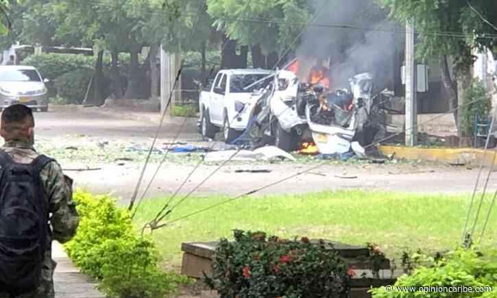 #LoÚltimoOC Explosión de una bomba causa pánico en Cúcuta - Opinion Caribe