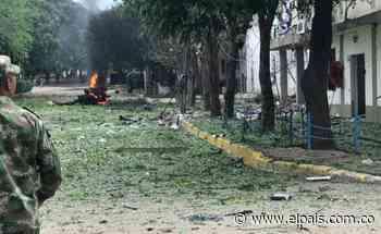 Atentado con carro bomba en instalaciones del Ejército en Cúcuta - El País