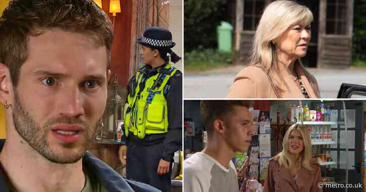 Emmerdale spoilers: 25 new images reveal Kim dead, poisoner exposed and paedophile shock