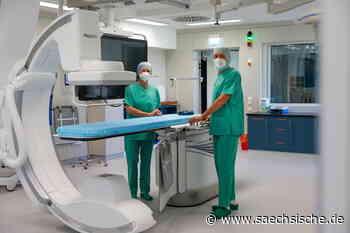 Krankenhaus Zittau: Millionen-OP geht in Betrieb - Sächsische.de