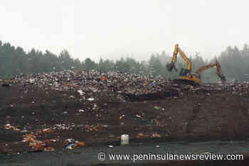Biosolids at Hartland still being placed on landfill in Saanich – Peninsula News Review - Peninsula News Review