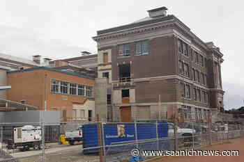 Victoria High School seismic work, expansion a year behind schedule – Saanich News - Saanich News