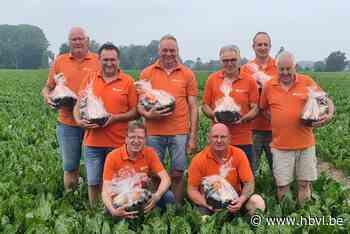 Landelijke Gilde Kinrooi toost op de vaders - Het Belang van Limburg