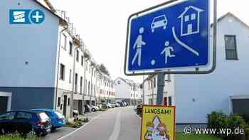 Spielstraße: Raser im neuen Wohngebiet in Schwelm - WP News