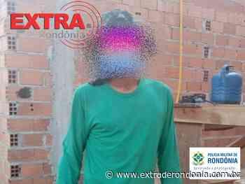 Homem com mandado de prisão por furto é capturado em Vilhena – Extraderondonia.com.br - Extra de Rondônia