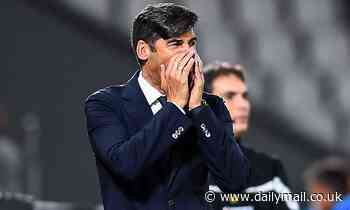 Tottenham 'close to confirming Paulo Fonseca as their new manager on two-year deal'