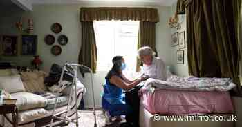 Covid jabs to be compulsory for care home staff in plan 'confirmed within days'