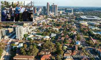 Average property prices in New South Wales have hit $1million for the first time ever