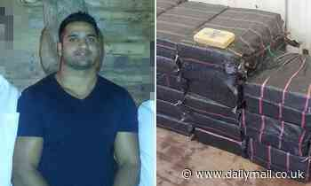 Sydney restaurateur allegedly tried to smuggle in 900kg of cocaine