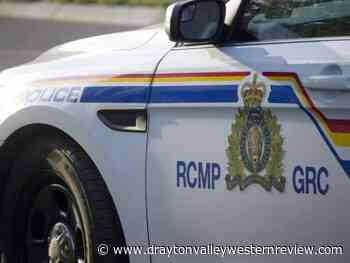 Mounties track down Sherwood suspect in B.C. - Drayton Valley Western Review