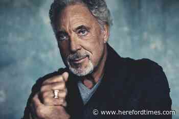 Tom Jones will come to Herefordshire this summer, festival confirms