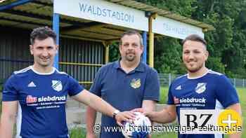 TSV Hallendorf will mit Trainerduo aufsteigen