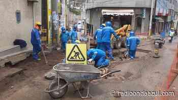 Juli: Dirigentes evalúan ingresar en medida de lucha para exigir la culminación de la obra de saneamiento básico - Radio Onda Azul