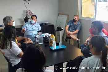 Em Arapiraca Severino Pessoa recebe agentes de saúde e de endemias e garante votar a favor da PEC 22/2011 - Cada Minuto