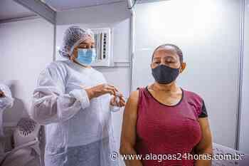 Arapiraca começa a vacinar pessoas com 49 anos contra a covid-19 - Alagoas 24 Horas