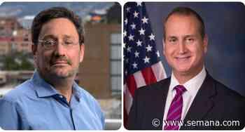 Congresista norteamericano agradece a Pacho Santos por su diplomacia en Washington - Semana