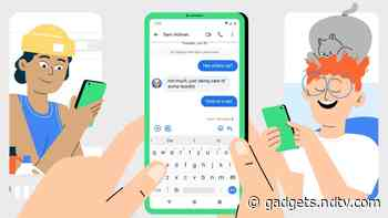 Google Brings End-to-End Encryption for Messages, Emoji Sticker Suggestions, More to Android Devices
