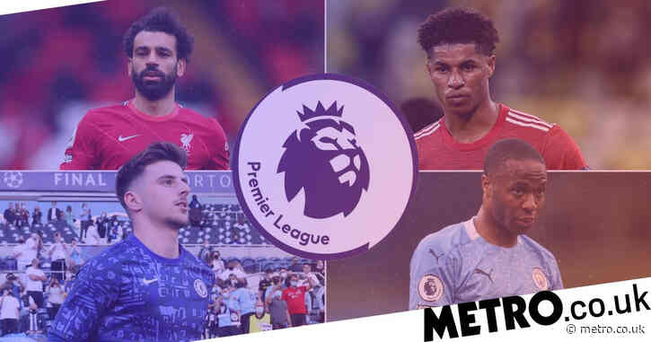 Premier League fixtures for the opening day of the 2021/22 season as Man Utd face Leeds United