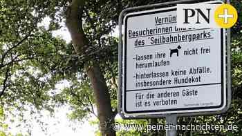 Mehr Mülleimer für Hundekot in Lengede - Peiner Nachrichten