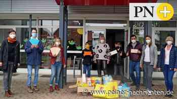 Geschenke für die Grundschule Lengede - Peiner Nachrichten