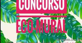 Concurso ECO-Murales para las escuelas secundarias de Tres Arroyos - Vía País