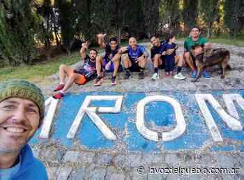 Un grupo de amigos unió Tres Arroyos con Claromecó corriendo - La Voz del Pueblo