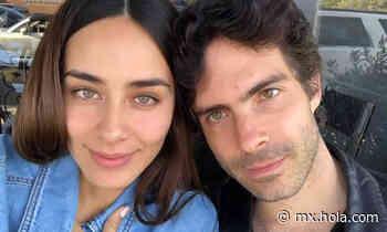 Esmeralda Pimentel y la cariñosa felicitación de cumpleaños a su novio Osvaldo Benavides - MX.HOLA.COM