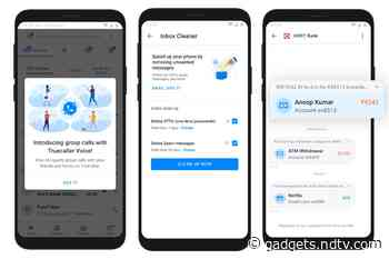 Truecaller for Android Gets Group Voice Calls, Smart SMS, Inbox Cleaner Features