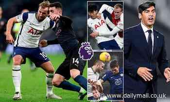 Tottenham's soon-to-be new boss Paulo Fonseca handed tough Premier League opener against Man City