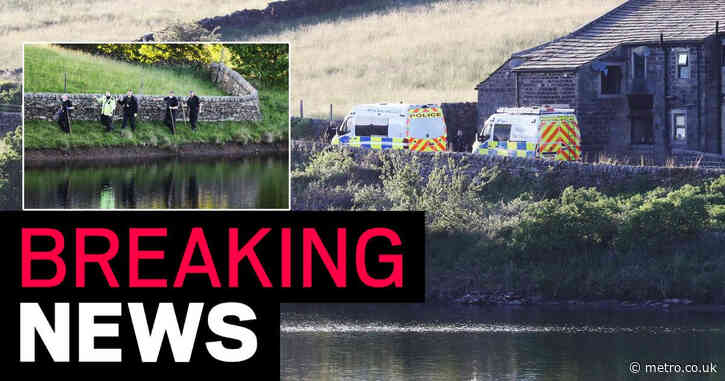 Body of man, 27, pulled from reservoir after desperate search in heatwave