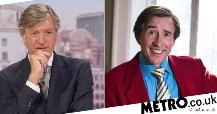 Richard Madeley 'goes full Alan Partridge' as he likens Shamima Begum to Hitler youth