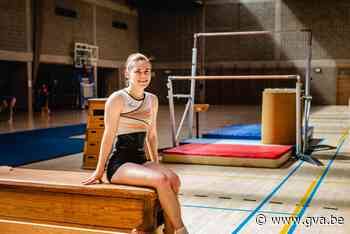 Edegemse gymnaste wil België trots maken op Special Olympics Wereldspelen - Gazet van Antwerpen