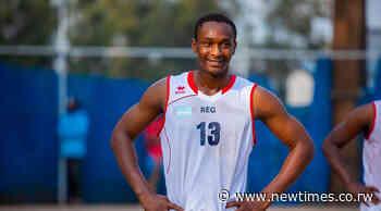 Elie Kaje named new REG basketball captain - The New Times