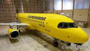 Primeiro voo da Itapemirim em SE acontecerá em setembro - Infonet