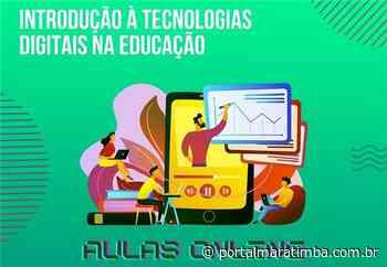 Itapemirim/ES – Capacitação em tecnologia digital para professores de Itapemirim - Portal Maratimba