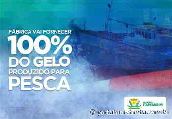Itapemirim/ES – Itapemirim: Fábrica vai fornecer 100% do gelo produzido para pesca - Portal Maratimba