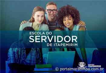 Itapemirim/ES – Itapemirim cria escola para capacitação do servidor e melhoria nos serviços - Portal Maratimba