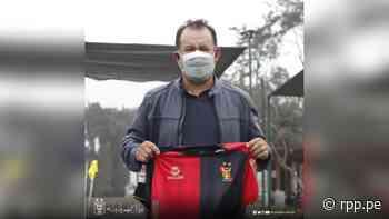 ¡De vuelta! Juan Reynoso visitó a FBC Melgar en sus entrenamientos - RPP Noticias