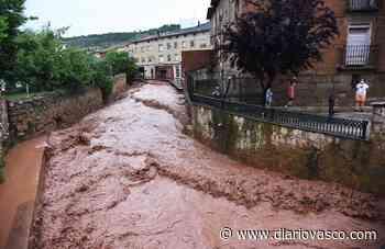 Fuerte tormenta en La Rioja - Diario Vasco