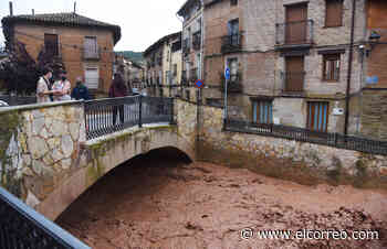 Espectacular tormenta en La Rioja - El Correo