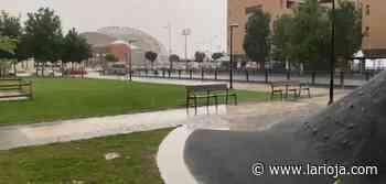 Lunes de fuertes lluvias en La Rioja Alta - La Rioja